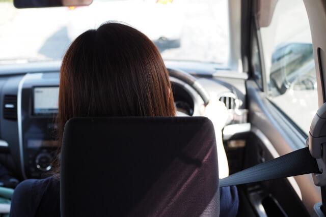 運転手の視界