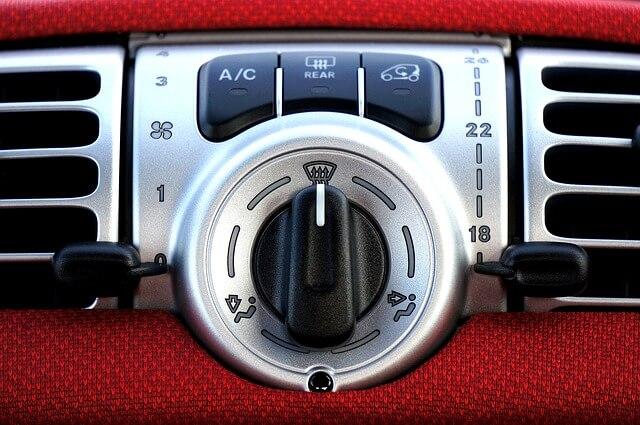 車,エアコン,デフロスター