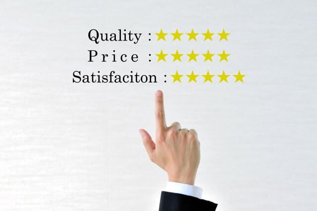 価格と品質