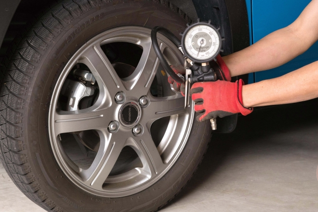 適正なタイヤの空気圧